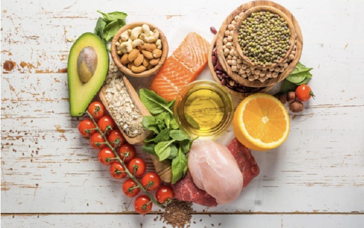 Chế độ ăn khoa học giúp kiểm soát mỡ máu