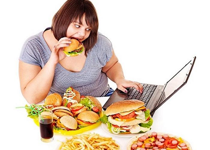 Chế độ ăn uống không hợp gây nên bệnh mỡ máu
